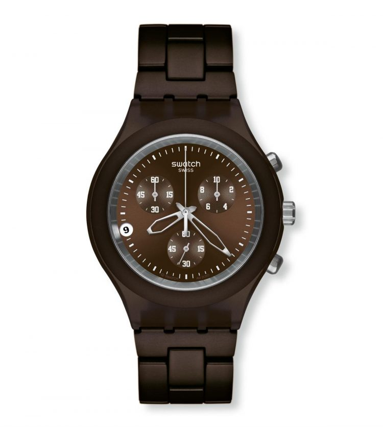 Reloj Swatch FULL-BLOODED SMOKY BROWN
