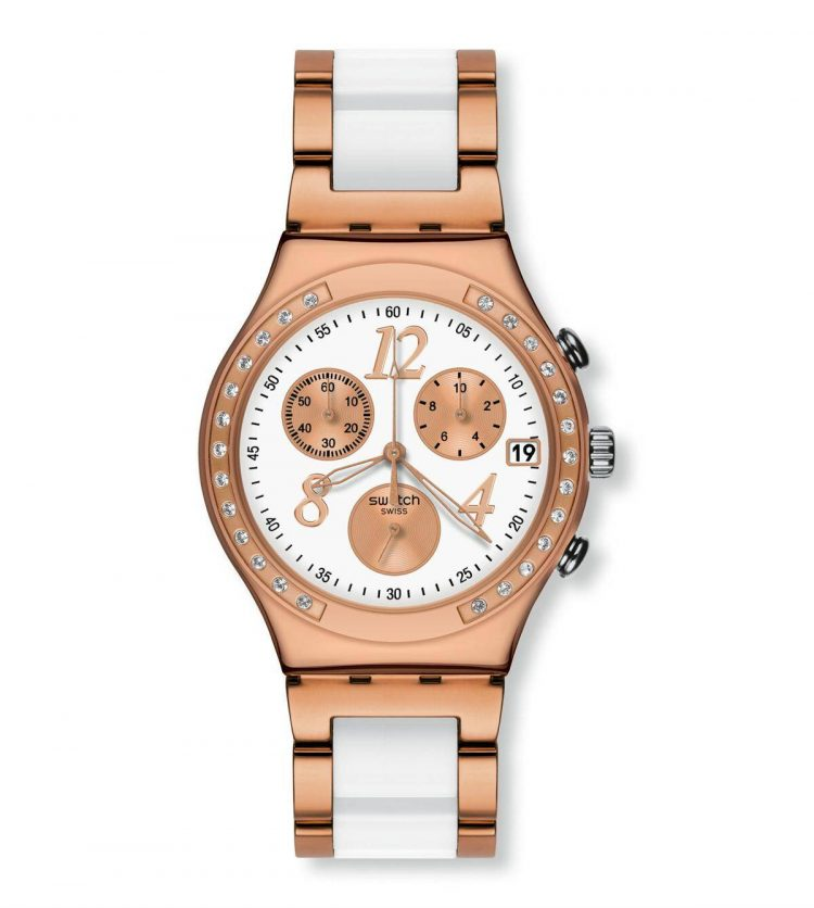 Reloj Swatch DREAMWHITE ROSE
