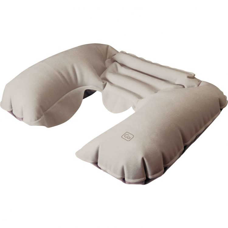 "Almohada Inflable ""The Snoozer"" Go travel"